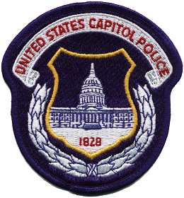 capitol police badge
