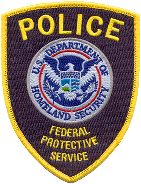 federal protective service badge
