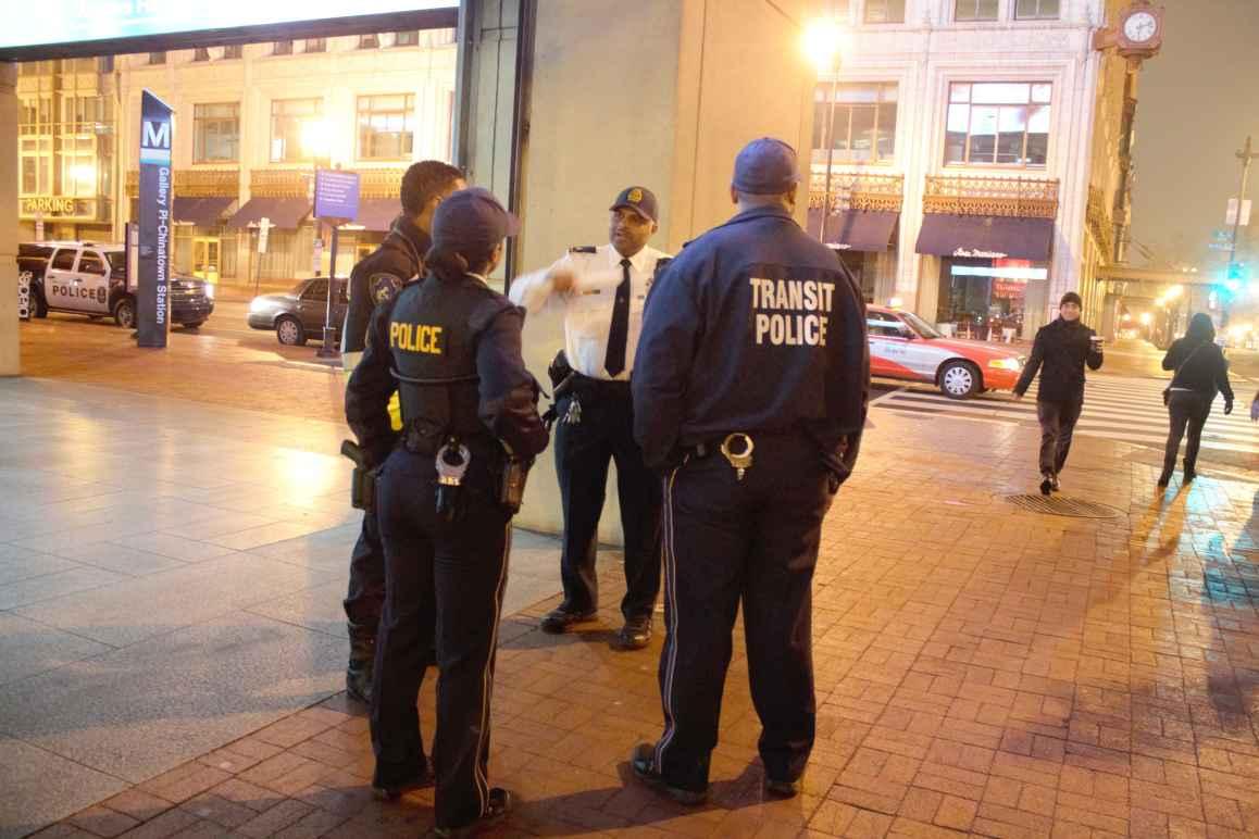 WMATA's Police Oversight Theater