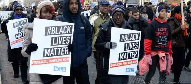 Racial Justice Black Lives Matter