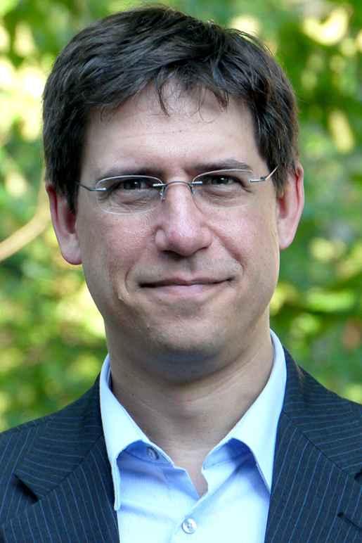 headshot of Scott Michelman