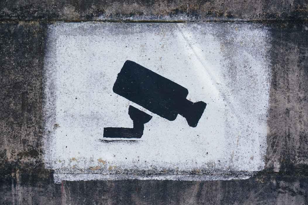 surveillance camera picture