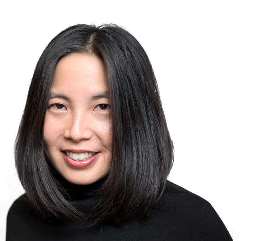 headshot of Suzanne Ito